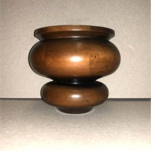 Bowler (Antique Oak)