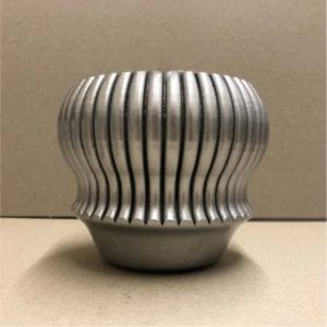 Fluted (Silver)