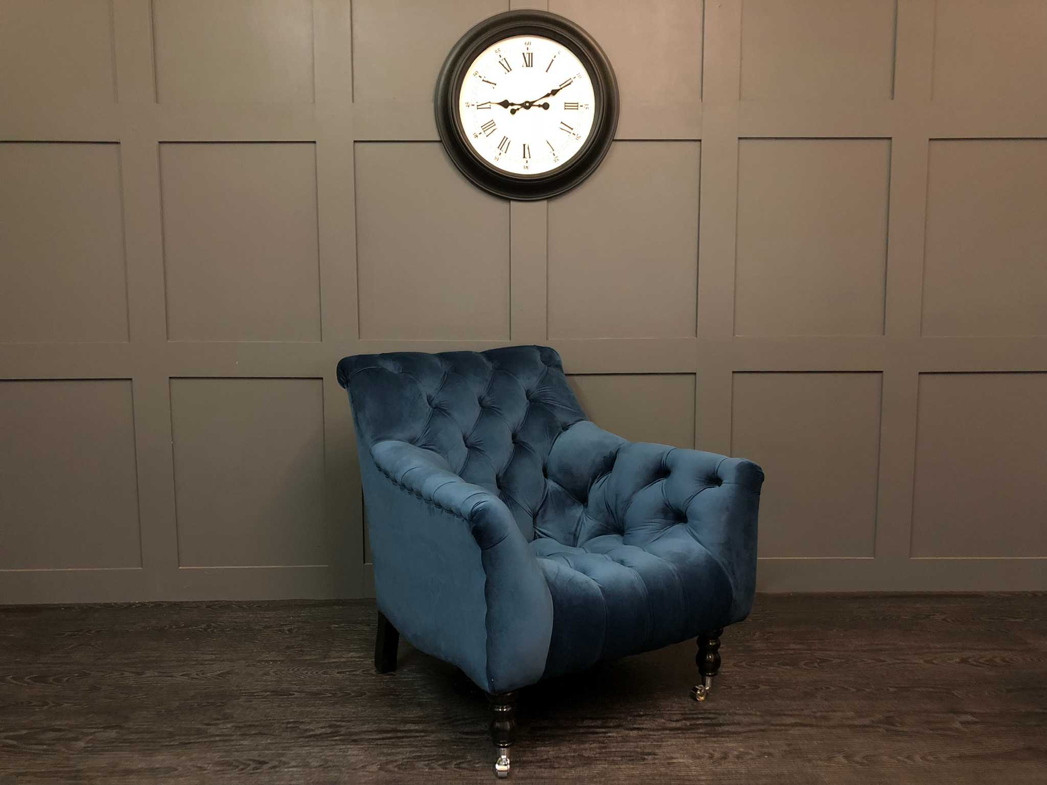 Cambio Royal Chelsea Chesterfield Chair