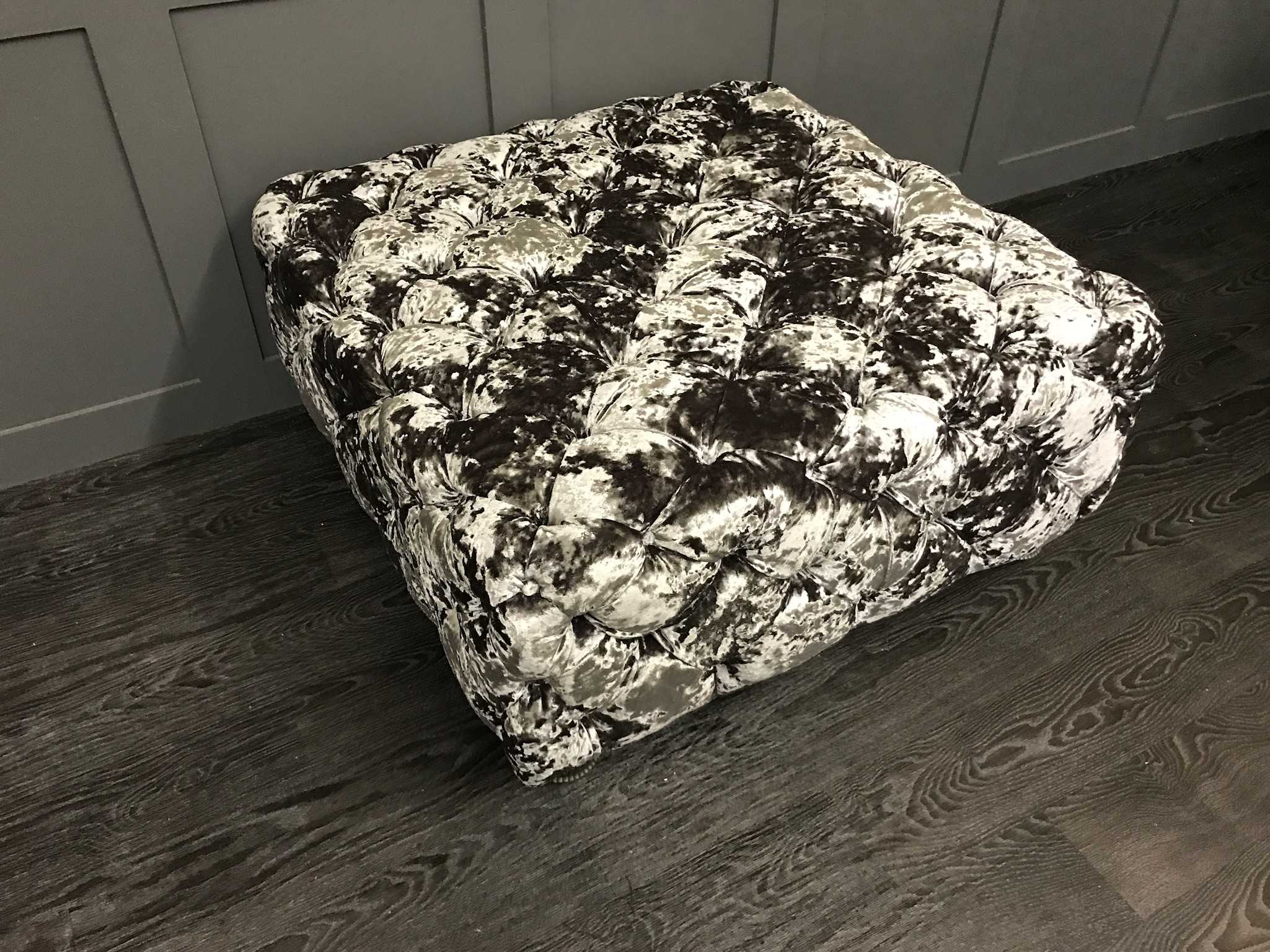 Chelsea coffee table footstool