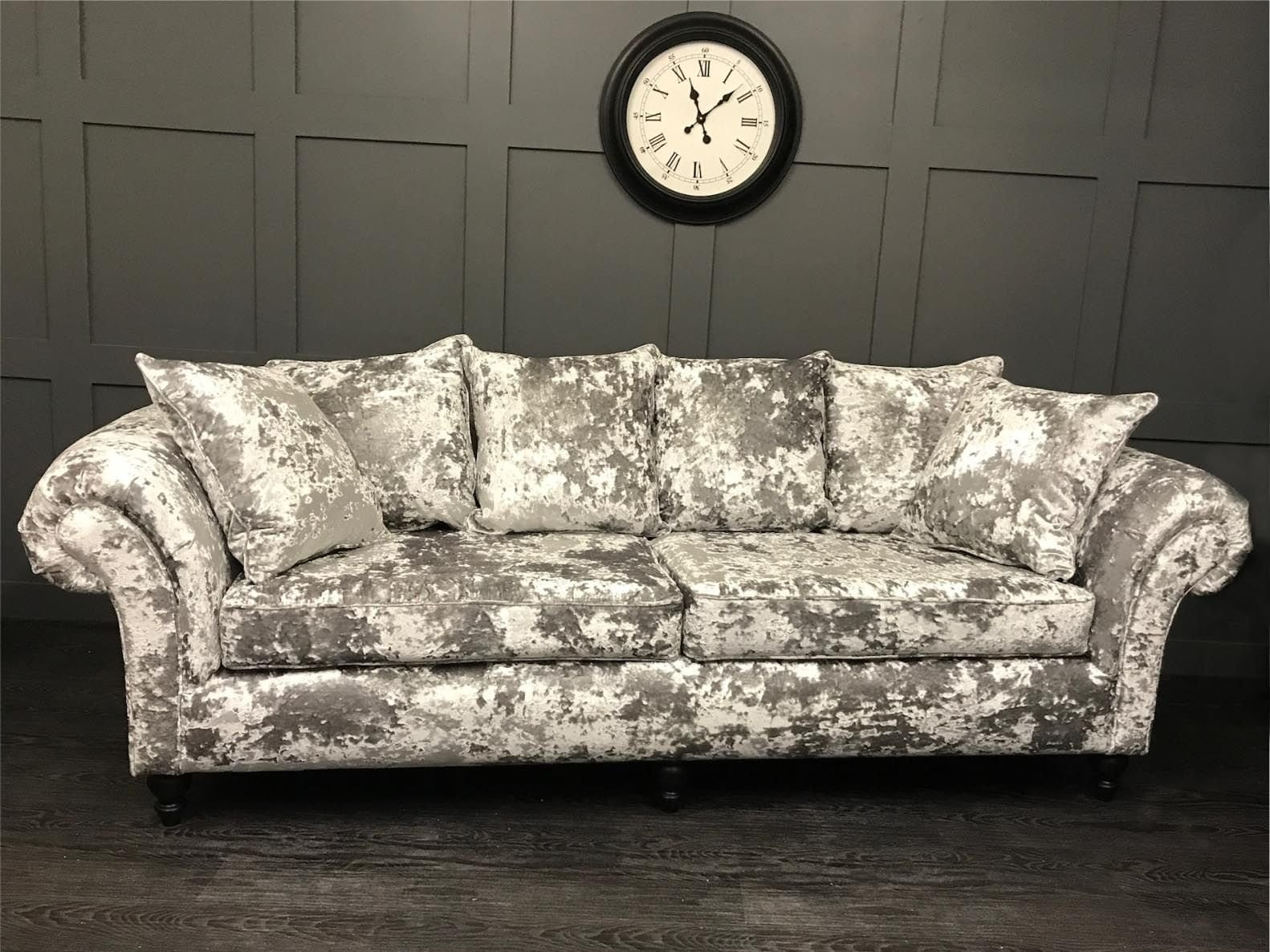 The Balmoral Sofa 4 Seater