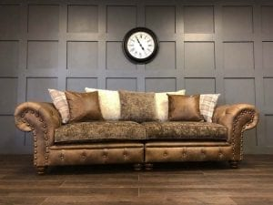 The Persia Chesterfield Sofa
