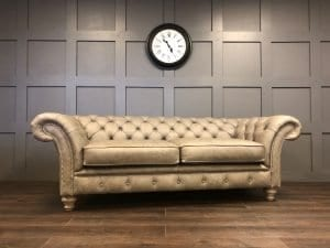 London 3 seat chesterfield